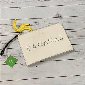 Kate Spade Bananas Pouch